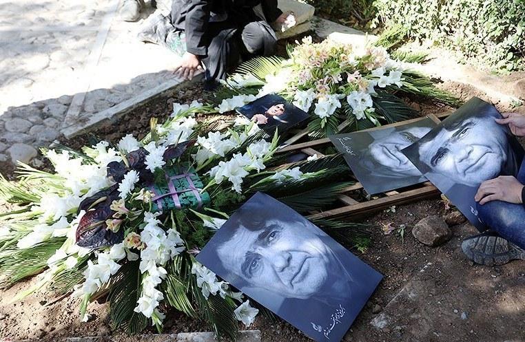 استاد «محمدرضا شجریان» هرگز وصیتی مبنی بر اینکه کجا به خاک سپرده شوند،ننوشتهاند