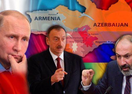 جمهوری آذربایجان و ارمنستان آتش بس کردند