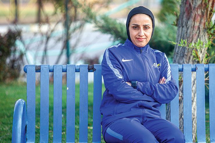 کمک داور زن مشهدی: به حضور در جام جهانی ۲۰۲۳ زنان امیدوارم