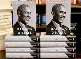 باراک اوباما  کتاب خاطرات منتشر کرد