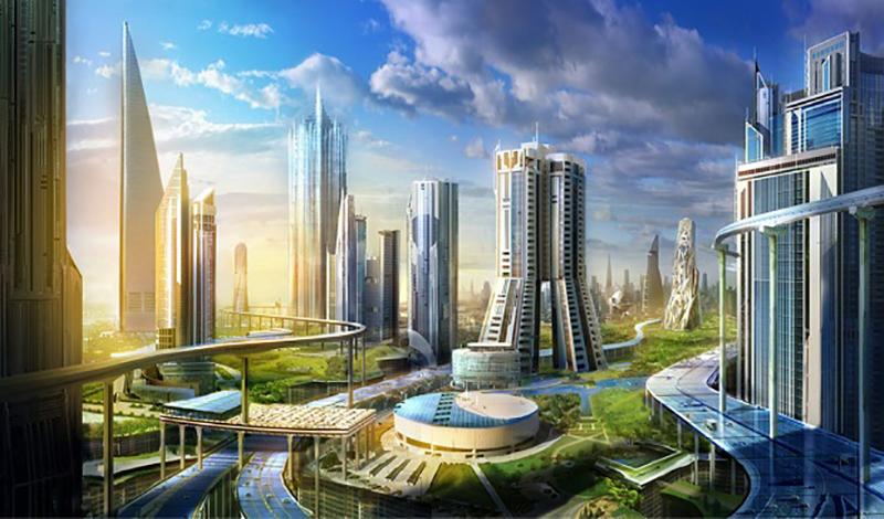 عربستان در شهر رؤیایی خود به جای سوخت فسیلی از هیدروژن استفاده خواهد کرد