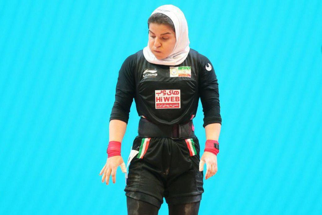 پوپک بسامی؛ اولین پرستار وزنهبردار ایرانی