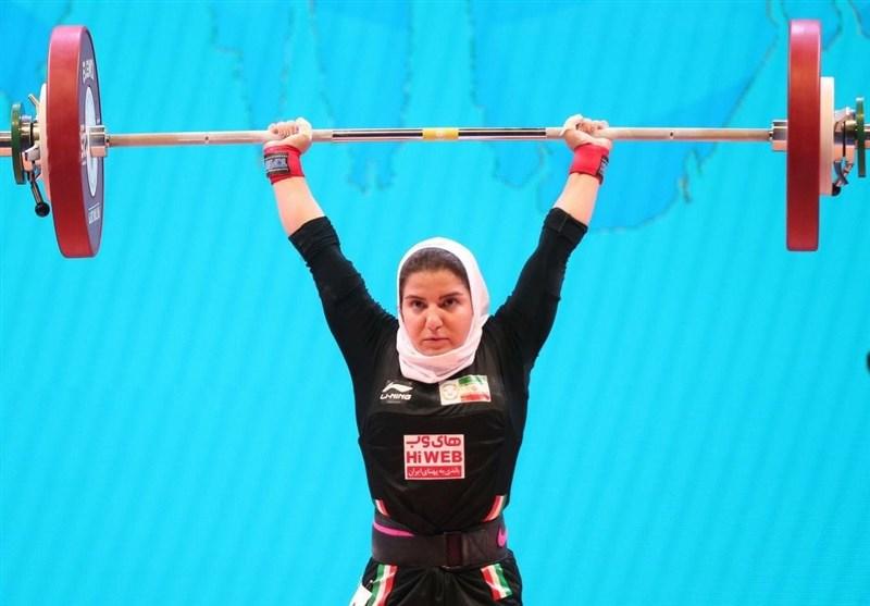 پوپک بسامی؛ اولین پرستار وزنهبردار ایرانی+ عکس ها