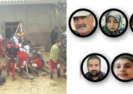 قتل عام خانوادگی در تویسرکان