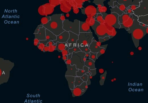 کرونا در کشورهای آفریقایی چگونه کنترل شد؟