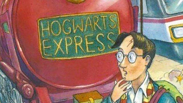 کتاب «هری پاتر و سنگ جادو» در یک حراجی به قیمتی عجیب فروخته شد!