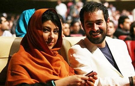 جدایی شهاب حسینی از همسرش  گلچهره قنبری؟