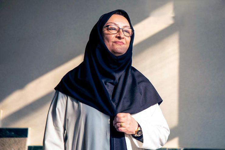زرین اسحاقی بانوی شیمیدان مشهدی،در فهرست شیمیدانان برجسته جهان قرار گرفت