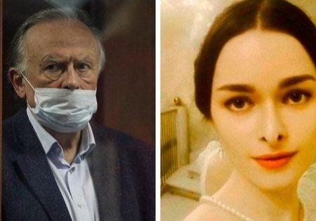 استاد برجسته روس، جسد دوست دخترش را تکه تکه کرد