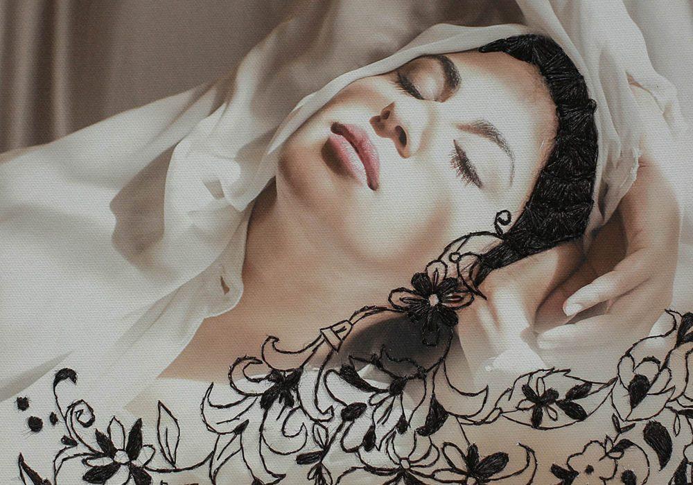 نمایشگاه آنلاین عکسهای مریم فیروزی در وبسایت گالری راه ابریشم