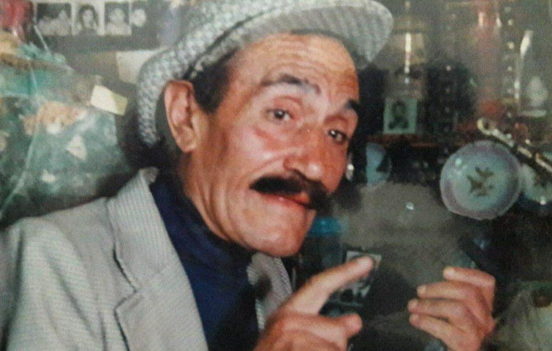چارلی چاپلین ایران به علت ابتلا به کرونا درگذشت
