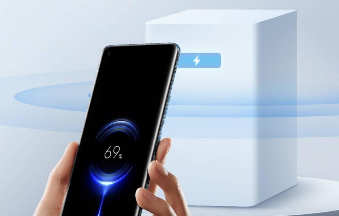 رونمایی شرکت شیائومی از فناوری شارژ بیسیم