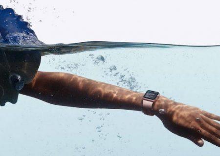 اپل واچ واقعاً ضد آب است؟