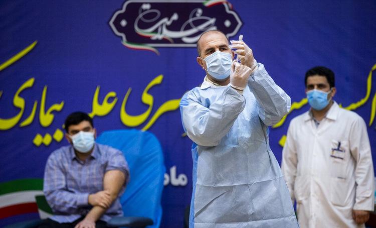 آبان ۱۴۰۰ زمان واکسیناسیون کرونا در ایران