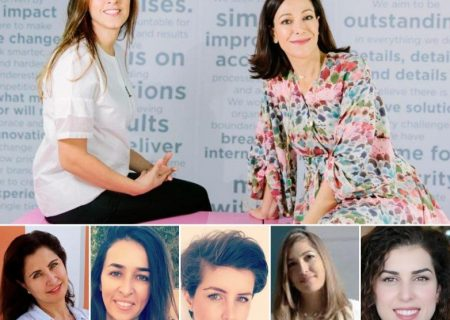با زنان ثروتمند عرب آشنا شوید