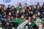 همه چیز درباره دختران هاکی باز ایرانی
